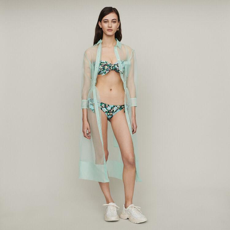 마쥬 투피스 수영복 MAJE TRACY Buster two-piece printed swimsuit,Printed