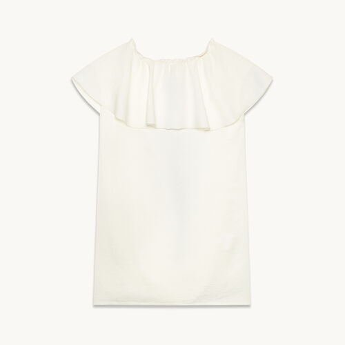 Sleeveless top - Tops & Shirts - MAJE