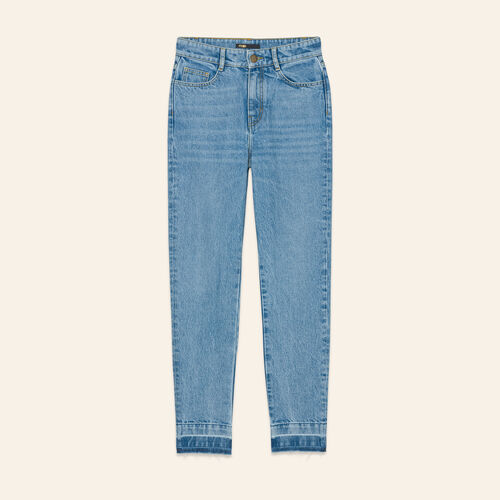 Straight jean - Pants & Jeans - MAJE