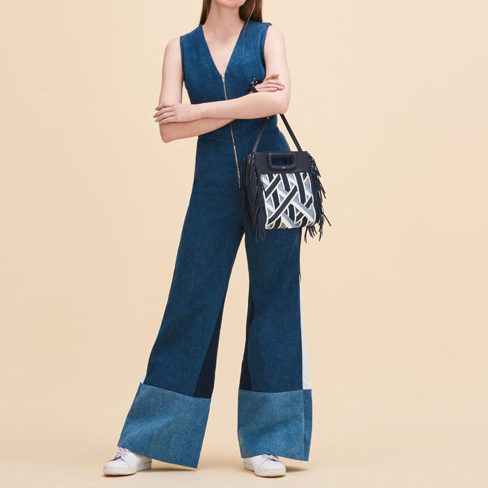 Sleeveless jumpsuit - Pants & Jeans - MAJE