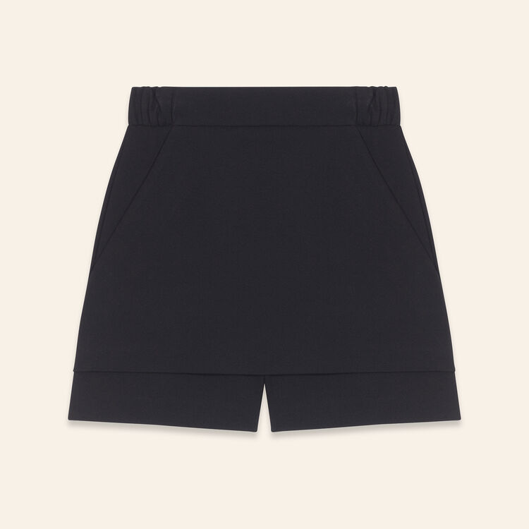 Short 2 in 1 - Skirts & Shorts - MAJE