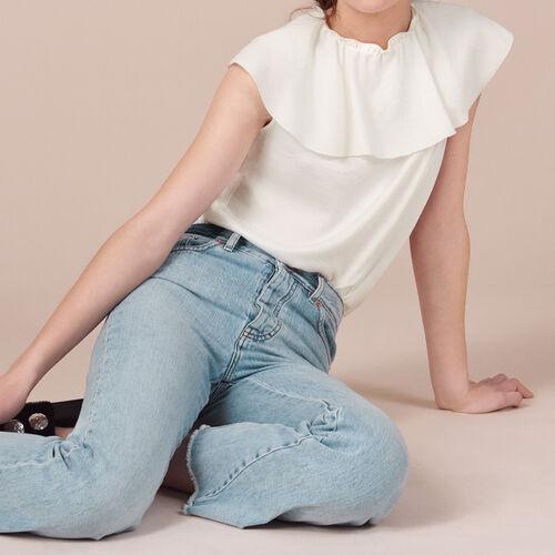 Sleeveless top - Tops & Shirts - MAJE