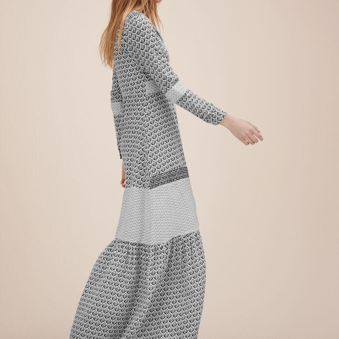 Long shirt dress -  - MAJE