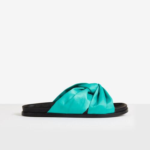 Flat sandals - Shoes & Accessories - MAJE