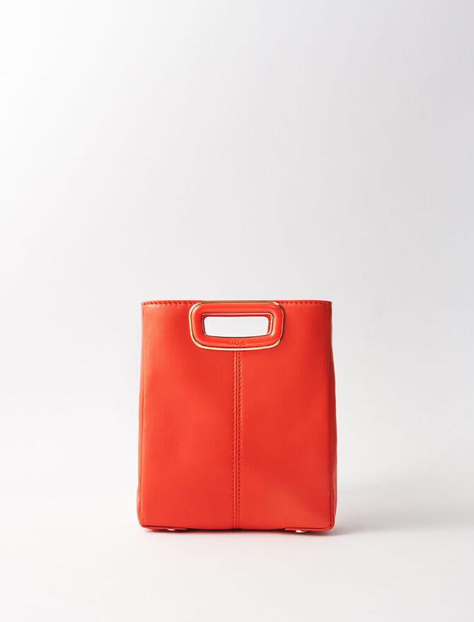 Red M Skin Mini. -  - MAJE