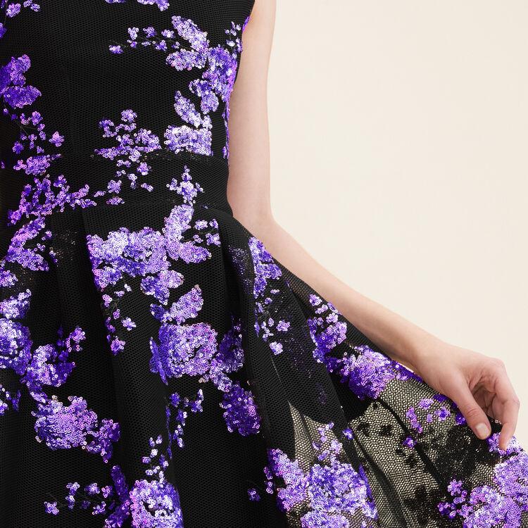 Glitter dress : null color