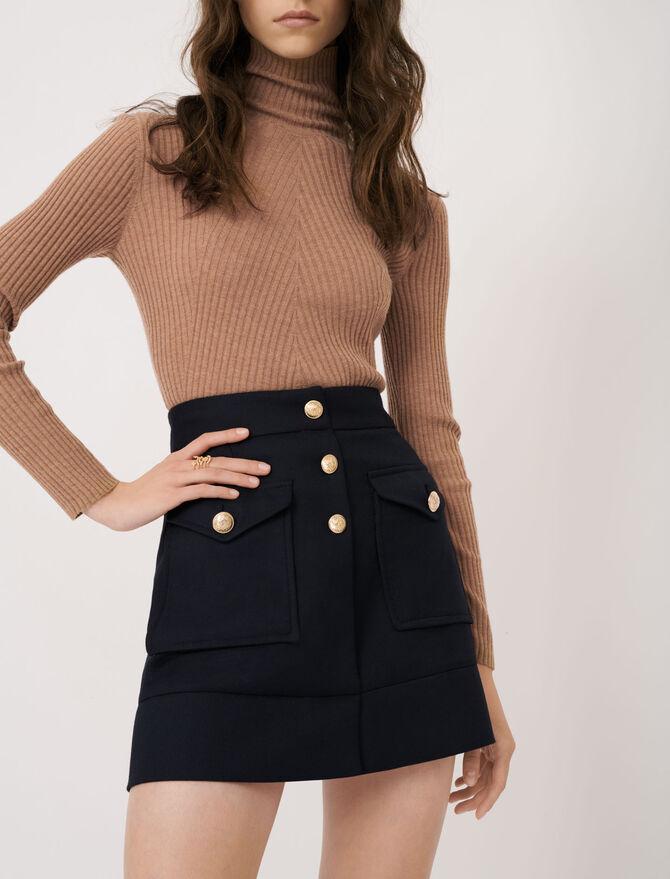 A-line skirt -  - MAJE