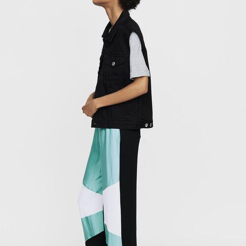 Wide multicolored pants : Pants & Jeans color Multico