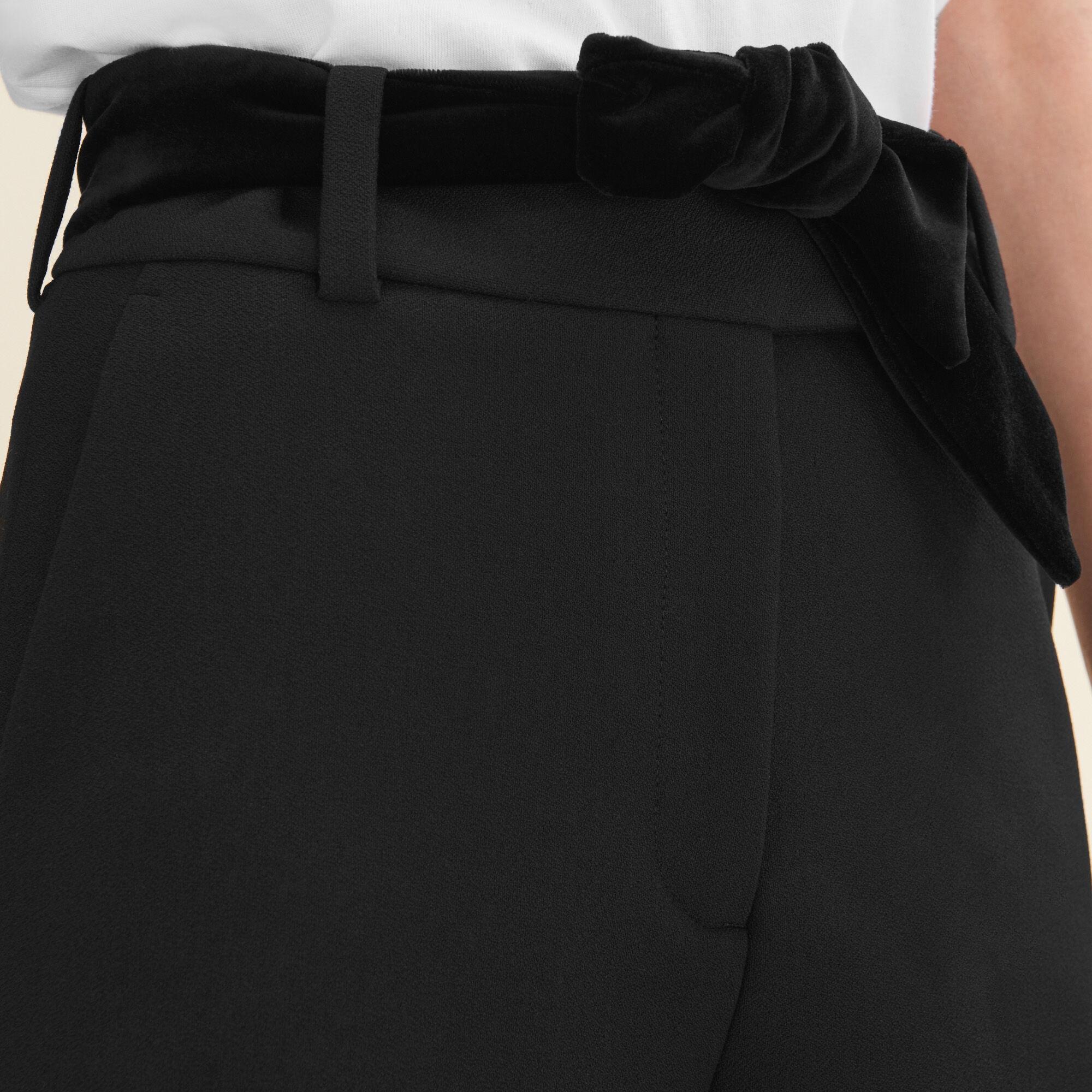 Günstig Kaufen Neue 2-in-1-Shorts aus Crêpe Maje Zum Verkauf Offizieller Seite nQqi17