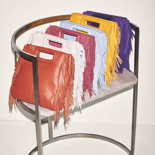Lambskin M bag - M Bags - MAJE