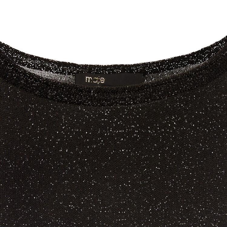 Loose lurex vest top : Copy of Sale color