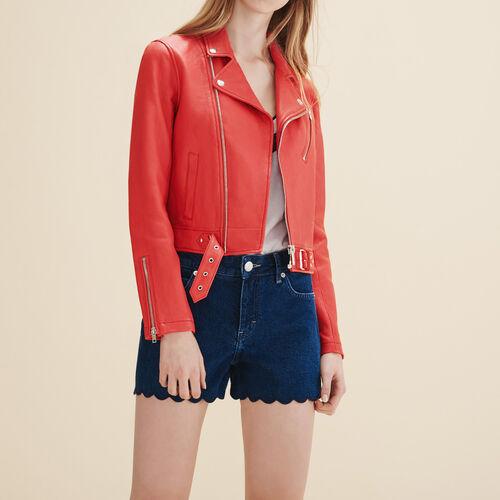 Coats & Jackets - Categories - Sale - Maje.com
