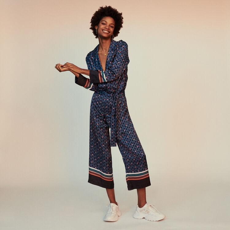 f8fa5918749 Jumpsuits   Rompers true Monogram printed trouser suit   Jumpsuits   Rompers  color PRINTED