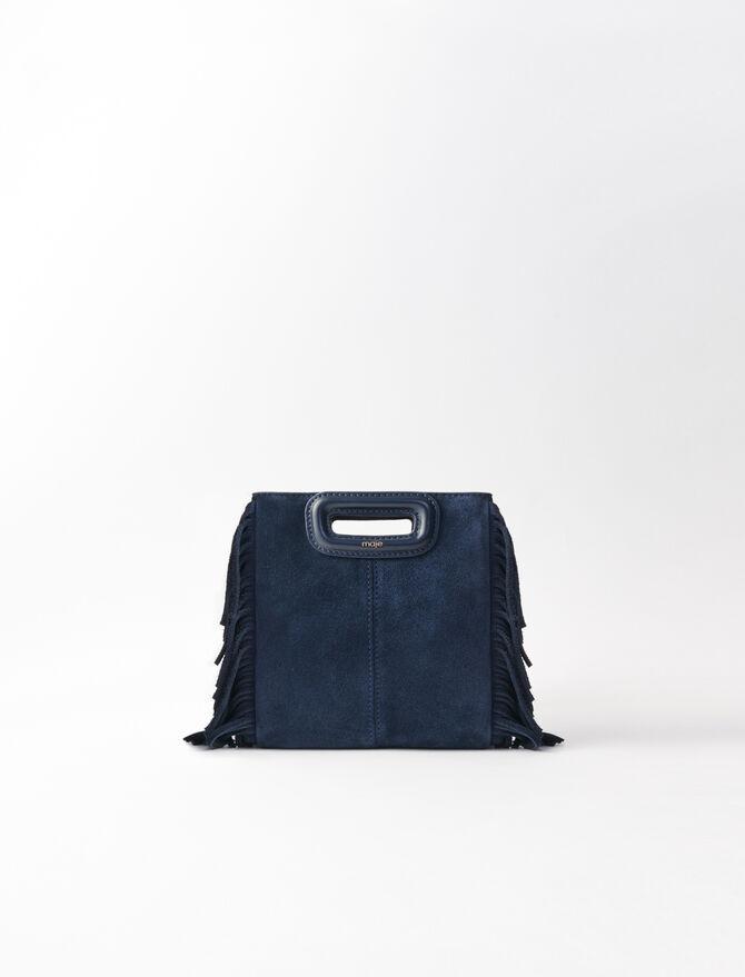 Mini M bag with chain - Mini Bags - MAJE
