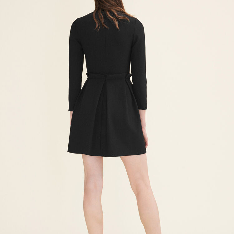 Zipped dress : null color