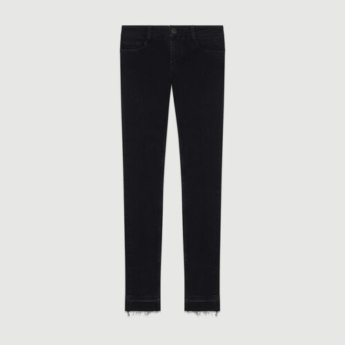 Skinny jeans : Pants & Jeans color Anthracite