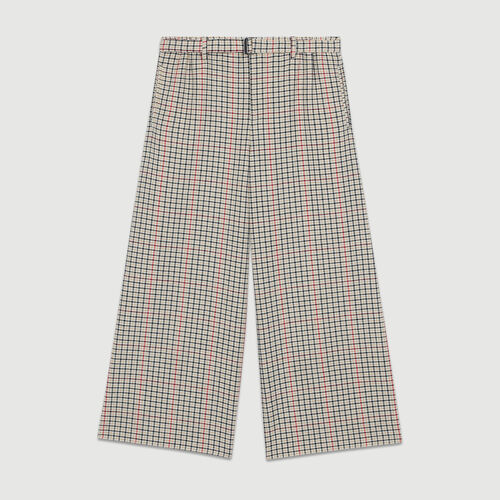 Plaid pants : Pants & Jeans color CARREAUX