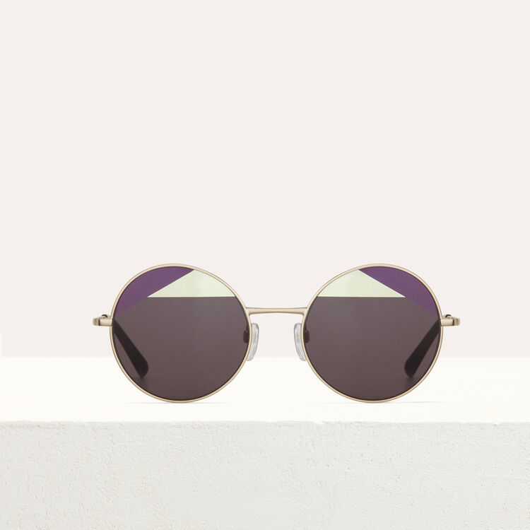 Metal sunglasses : Sunglasses color Multico
