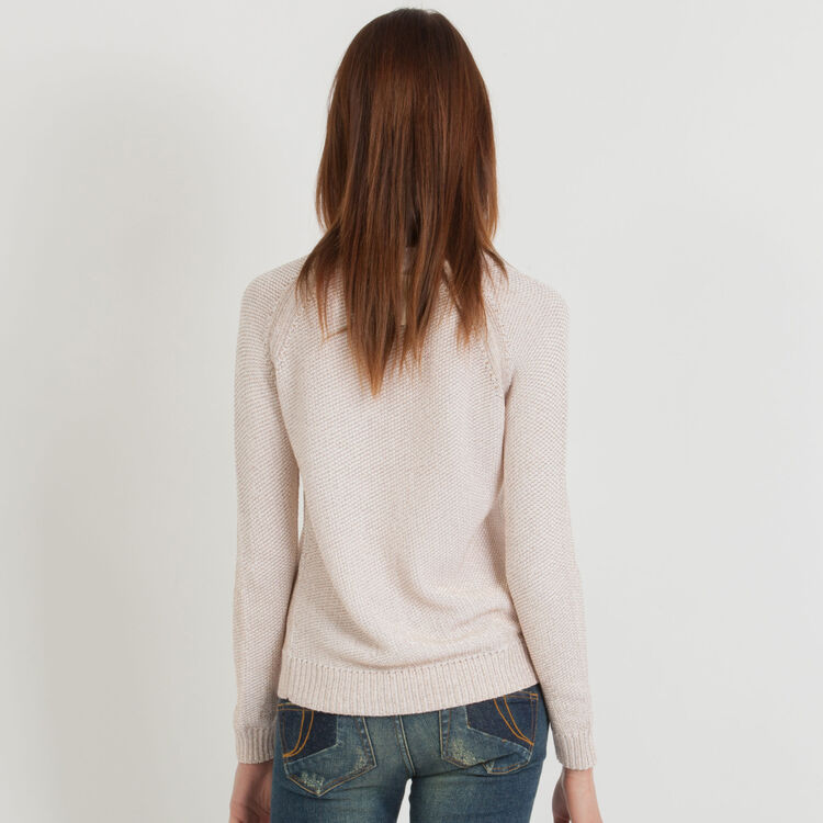 Lurex knit sweaters : Copy of Sale color