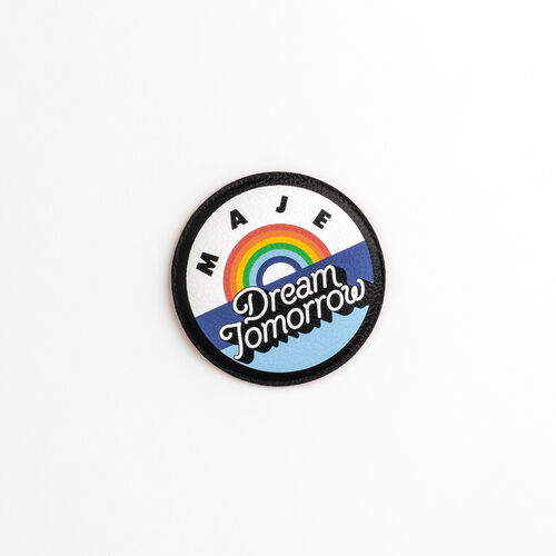 Patch Badge X 20 years : New Collection color Multico
