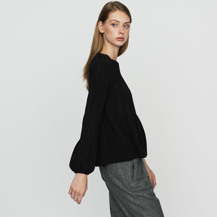 Top with lining : Fall 2018 color Black 210