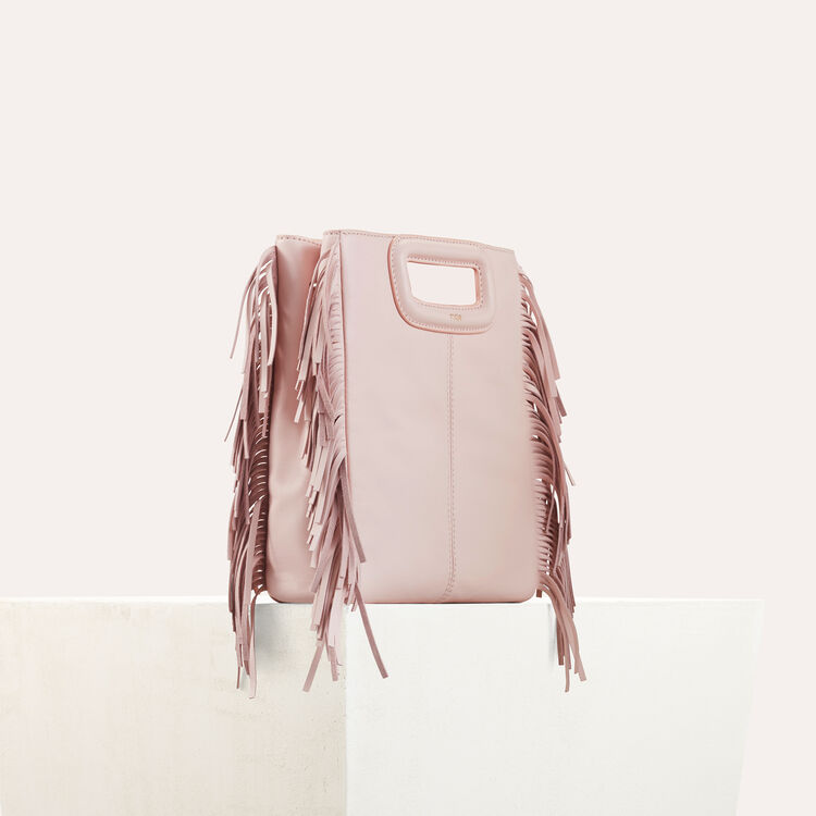 Lambskin M bag : null color