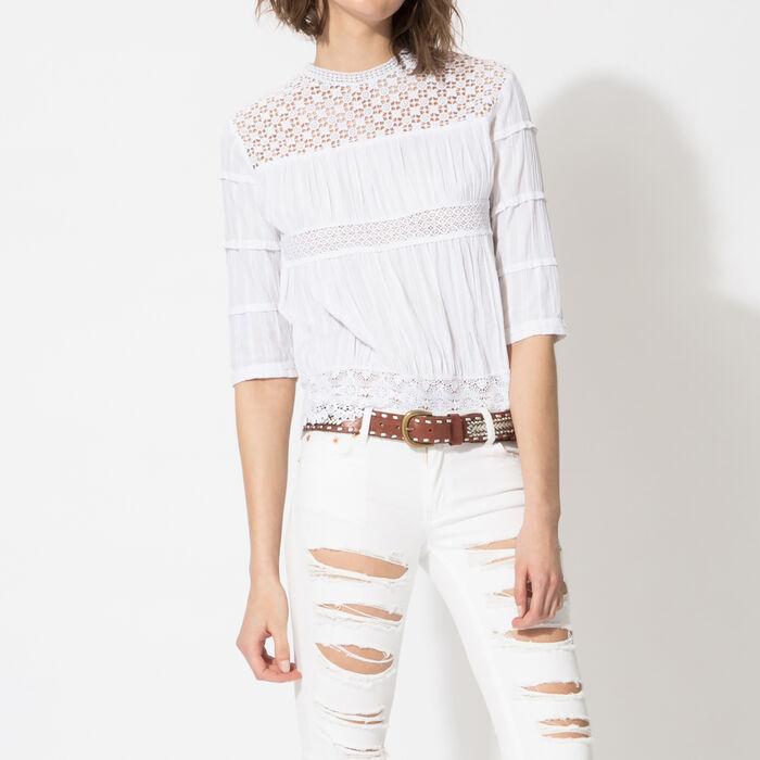 Lace top : Copy of Sale color
