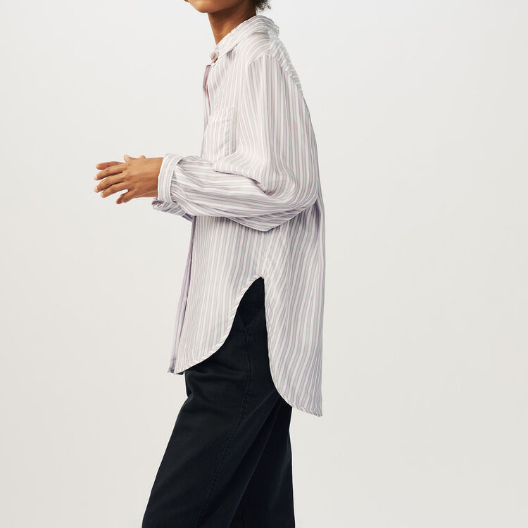 Striped shirt : Tops & Shirts color Stripe
