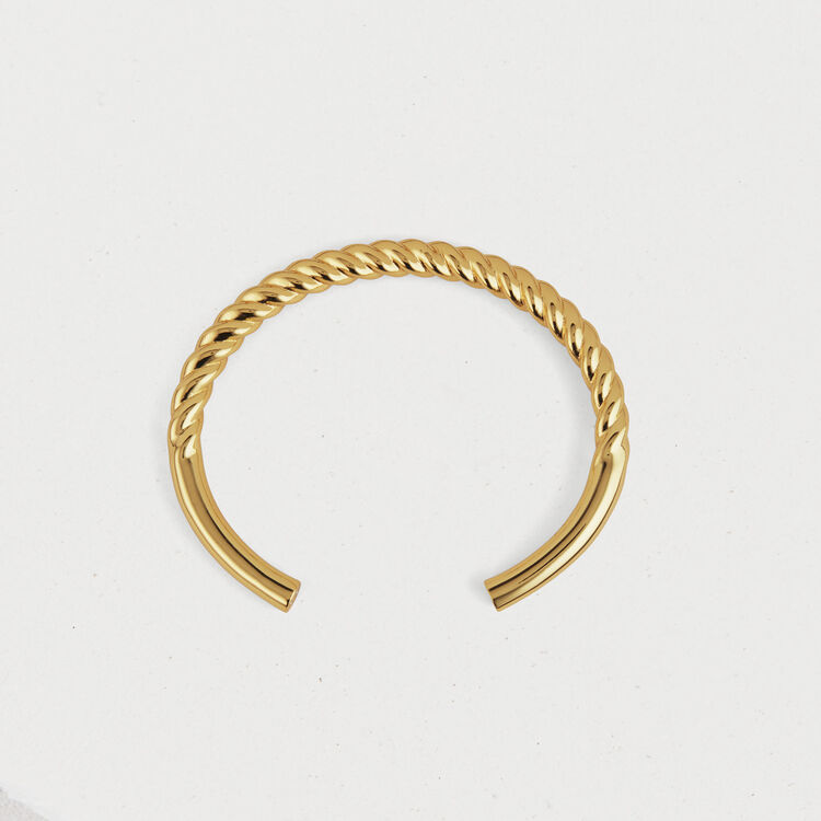"""Tuesday """"Semainier"""" Bangle : Shoes & Accessories color GOLD"""
