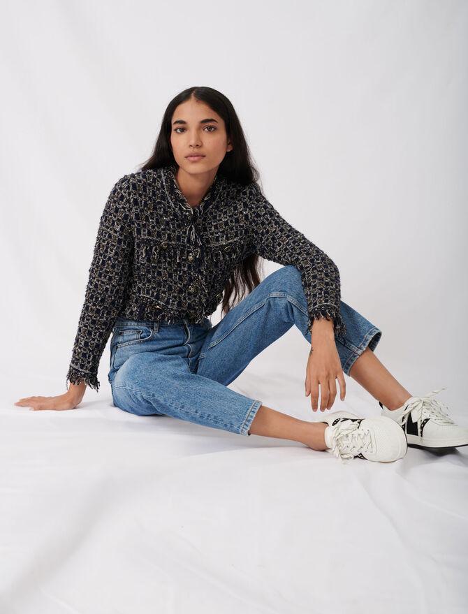 High-waisted jeans - Pants & Jeans - MAJE
