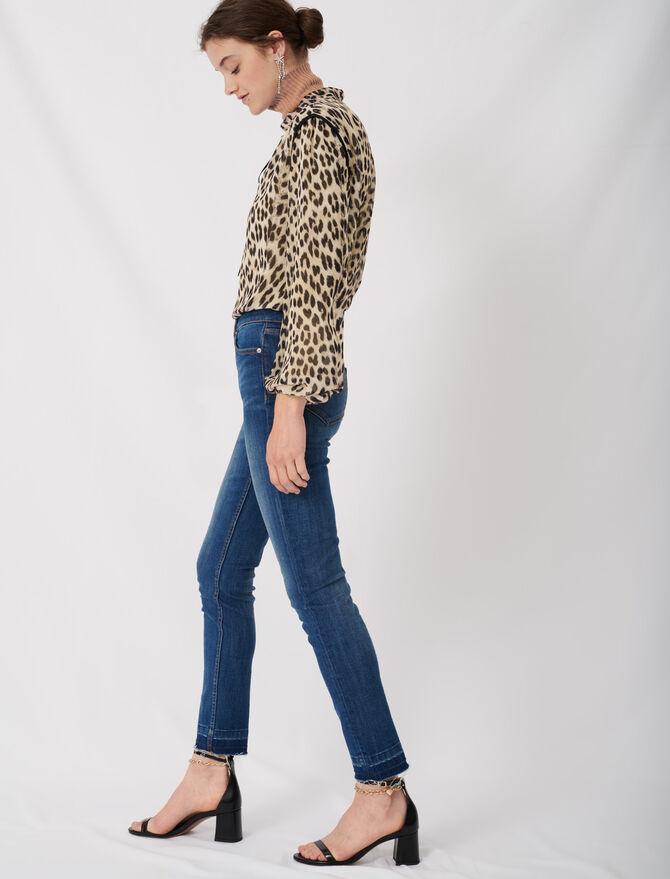 Basic skinny jeans - Pants & Jeans - MAJE