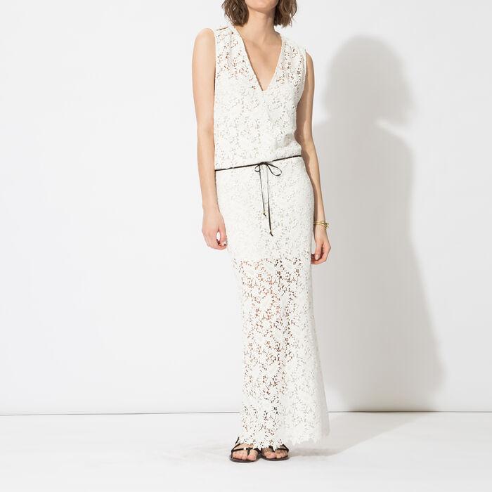 Long lace dress : Copy of Sale color