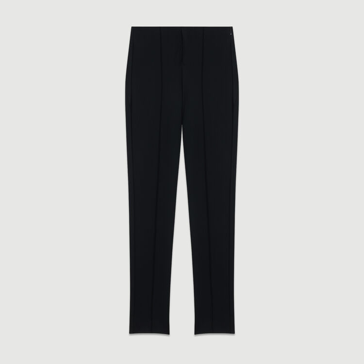 Sport legging : Pants & Jeans color Black 210