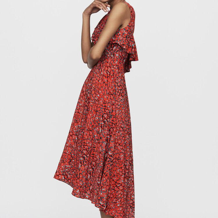 3959b78c9a Dresses true Asymmetric sleevless dress   Dresses color Print