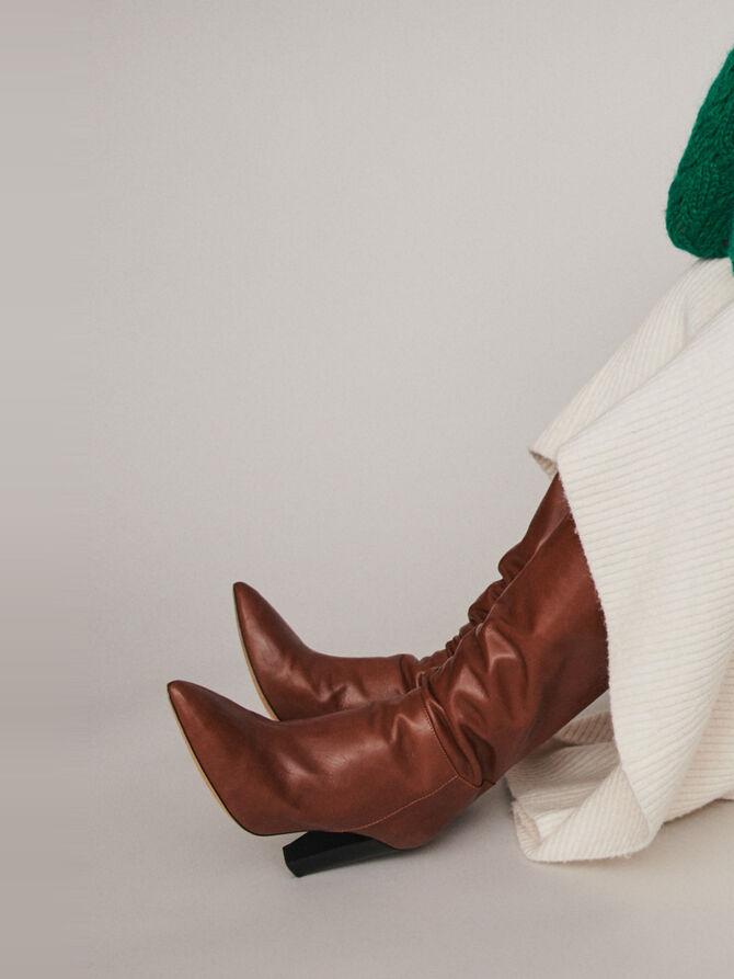 Fancy knit sweater - Sweaters - MAJE