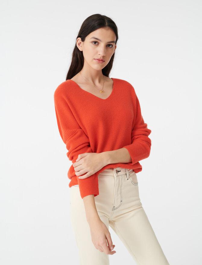 Cashmere sweater - Sweaters - MAJE