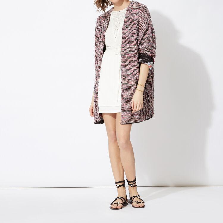 Linen and lace dress : Copy of Sale color