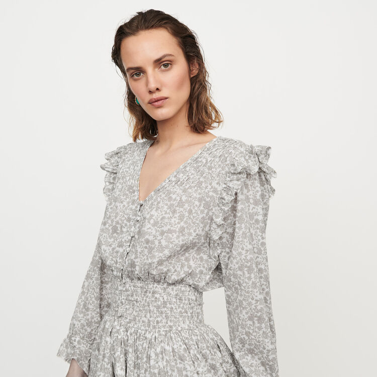 ad10aae60a5 Dresses - Women Clothing | Maje.com