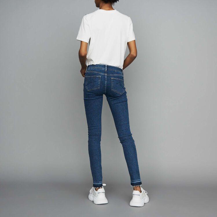 Skinny jeans in denim : See All color Denim