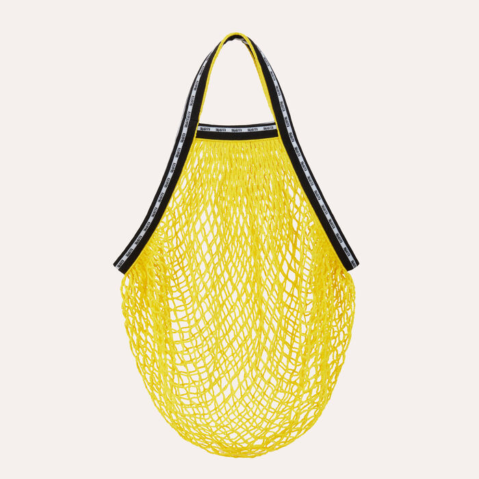 Fisher bag : Other M color Yellow