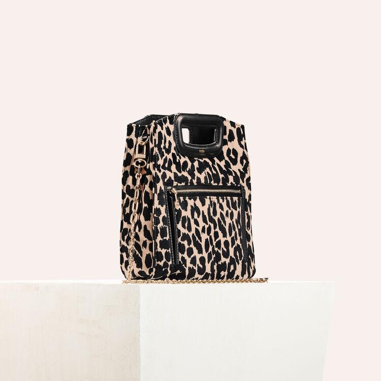 Leopard print bag : All bags color PRINTED