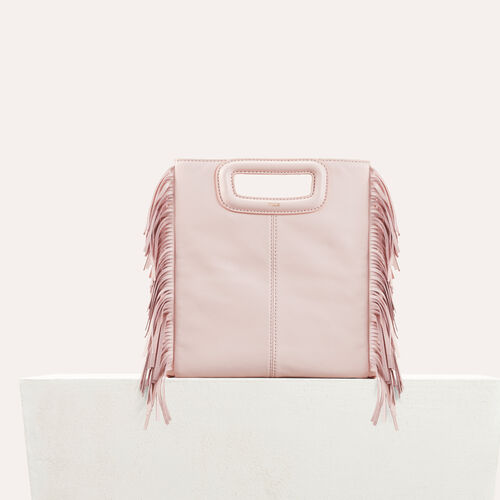 Lambskin M bag : All bags color Nude