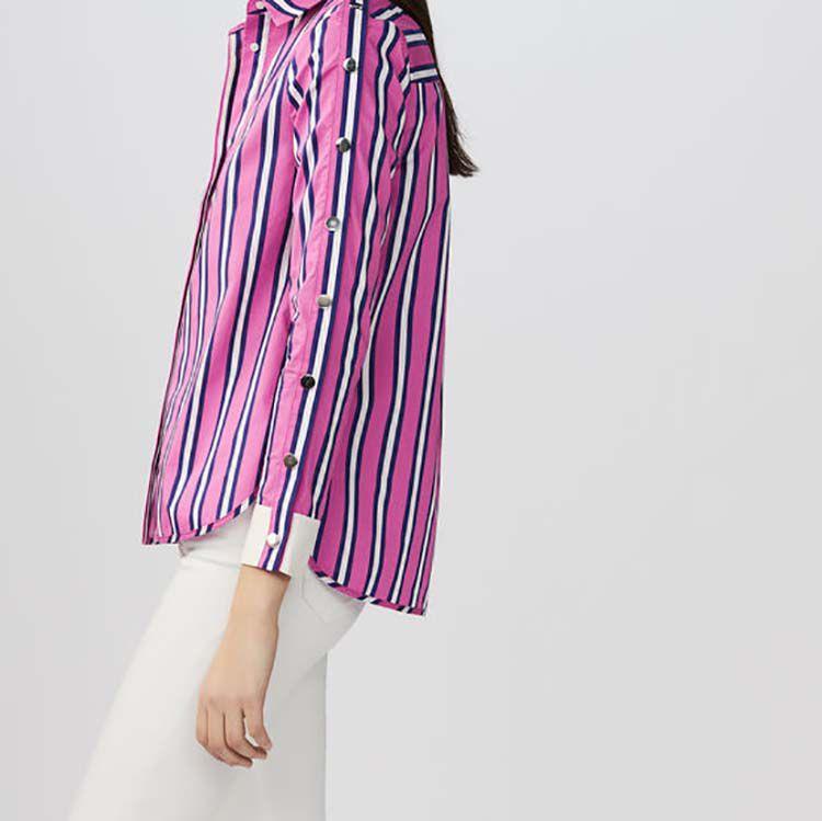 Cotton shirt : Tops & T-Shirts color Stripe