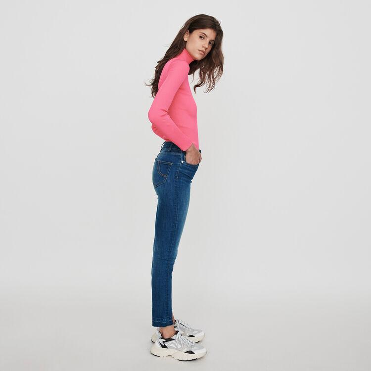 Basic skinny jeans : Pants & Jeans color Blue