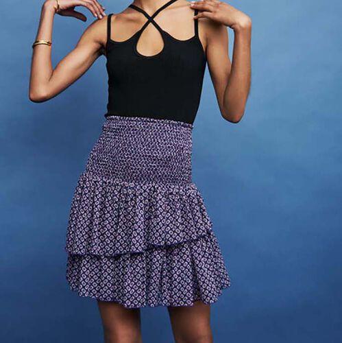 Printed ruffle skirt : Skirts & Shorts color PRINTED