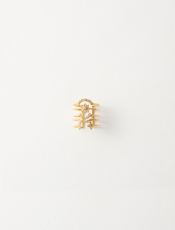 Precious day of the week ring -  - MAJE