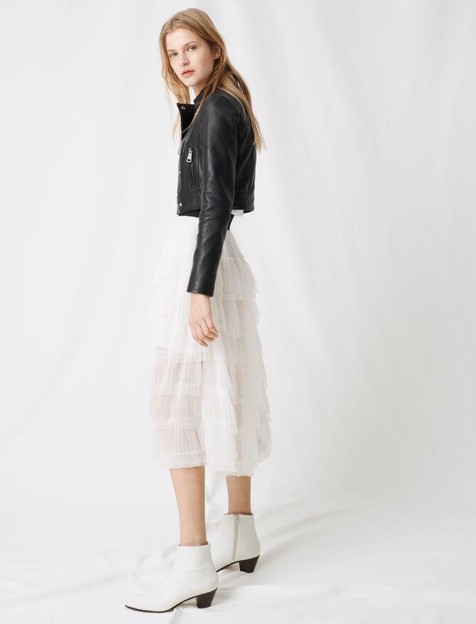 Josepha Skirt - Skirts & Shorts - MAJE