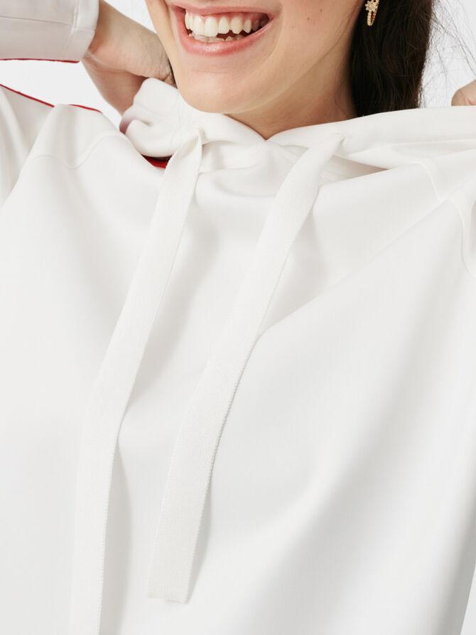 Hooded sweatshirt - Sweaters - MAJE