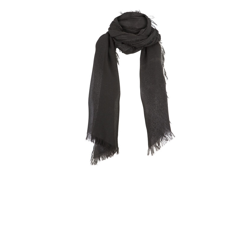 Lurex scarf : Copy of Sale color