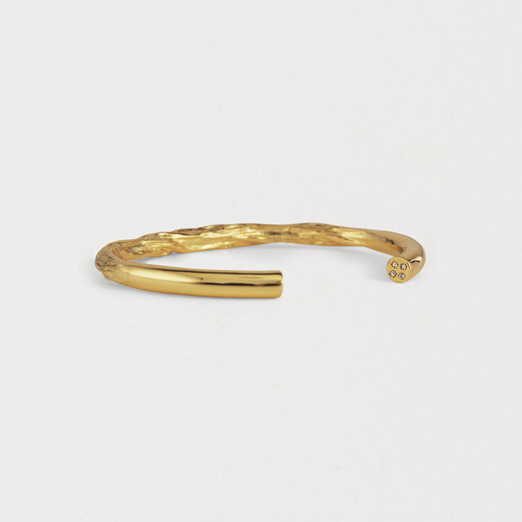 "Sunday ""Semainier"" Bangle : Shoes & Accessories color GOLD"